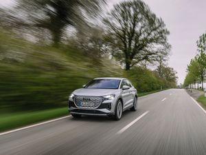 UK Drive: Audi's Q4 Sportback 50 e-tron quattro brings added EV performance
