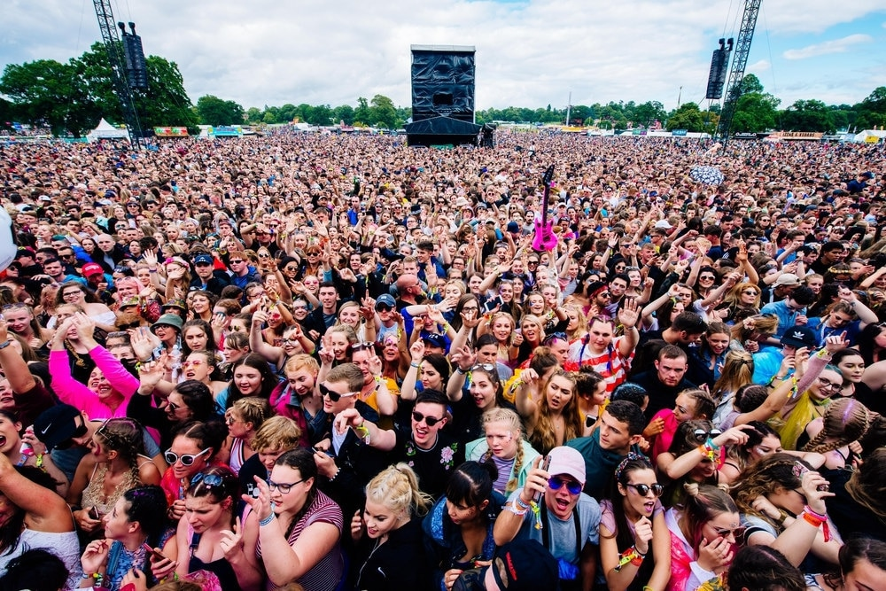 V Festival For Expansion And Name Change In 2018