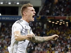 Twitter reacts as late Kroos goal revives Germany's World Cup hopes