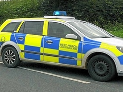 Batteries and diesel are stolen from Shropshire farm