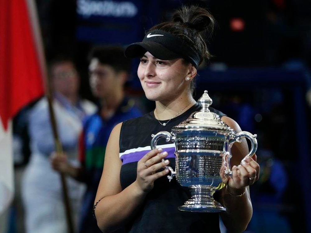 US Open: Bianca Andreescu beats Serena Williams