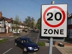 At least give 20mph a trial