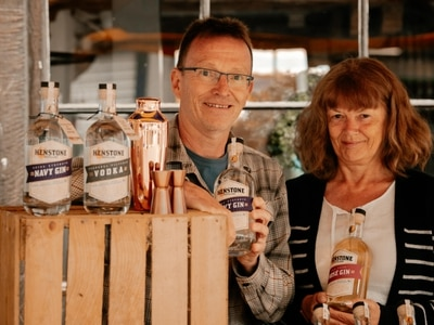 Foodies pack out Oswestry festival - with pictures