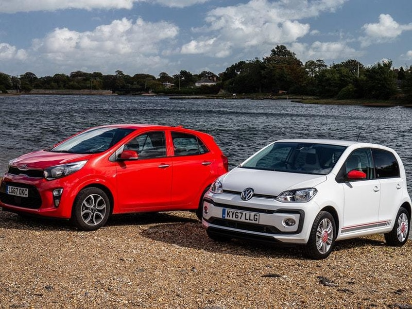 Twin Test: Kia Picanto v Volkswagen Up!