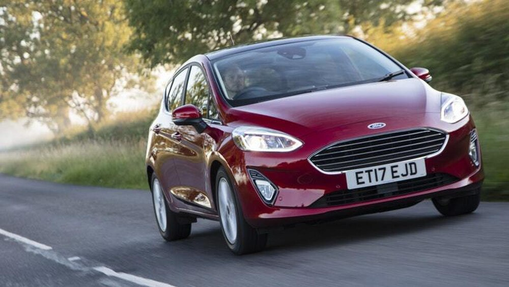 Ford offers major cash incentive to trade in 'dirtiest' cars