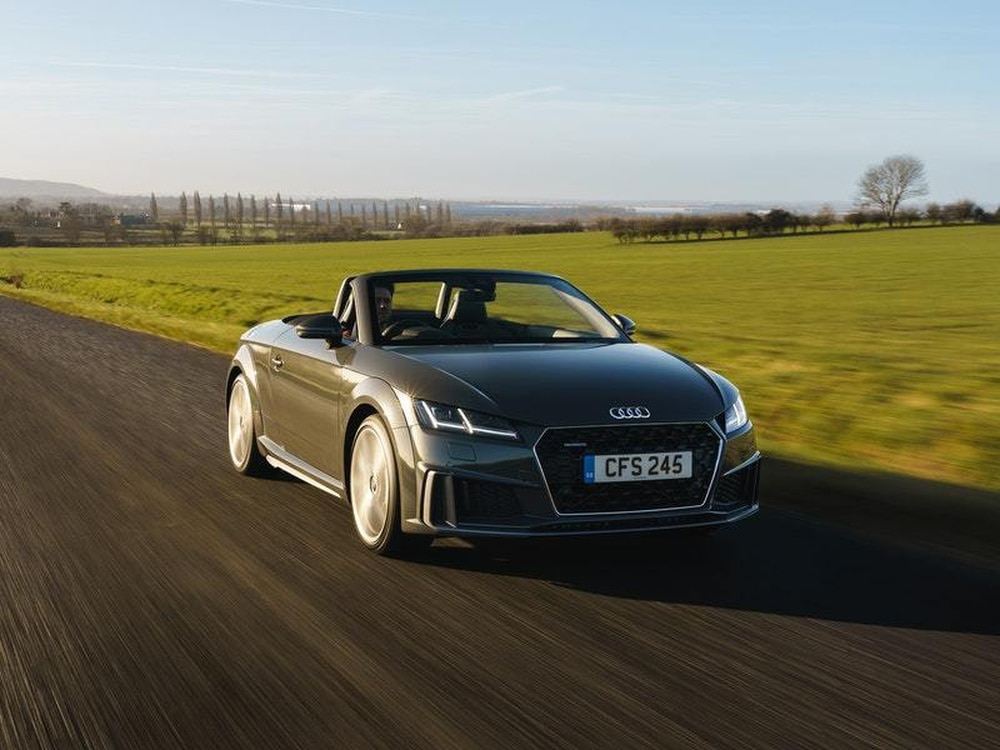 The Tt Has Been A Mainstay In Convertible Segment For Some Time