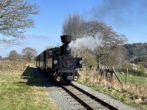 Welshpool & Llanfair Light Railway loco 'Zillertal'
