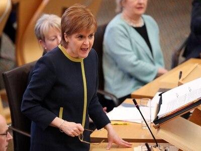 Childcare expansion plans 'on track' – Sturgeon