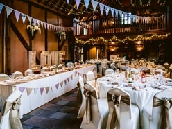 Hotel near Bridgnorth voted region's best wedding venue