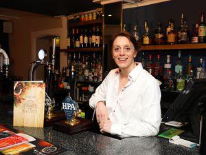 Karen Lee of The Walnut in Wellington where lots of staff have left