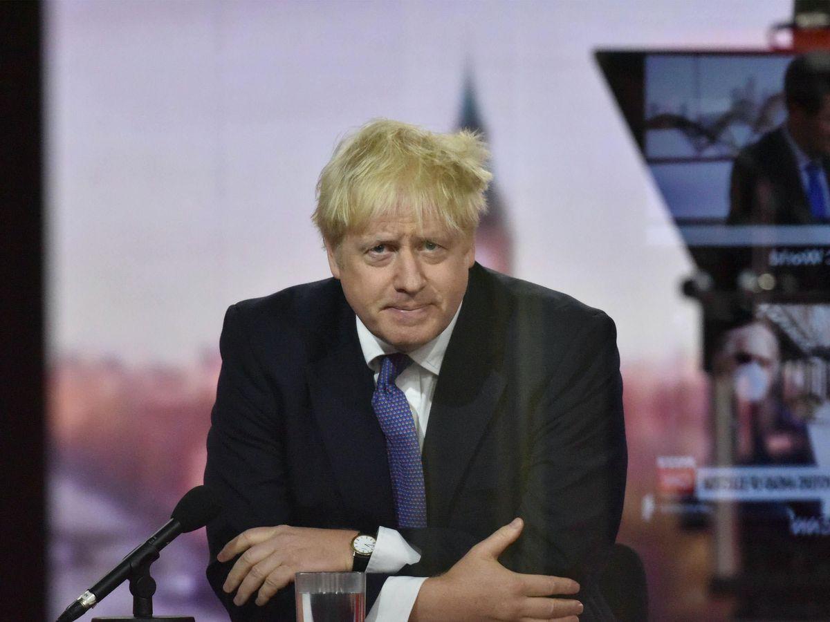 Prime Minister Boris Johnson