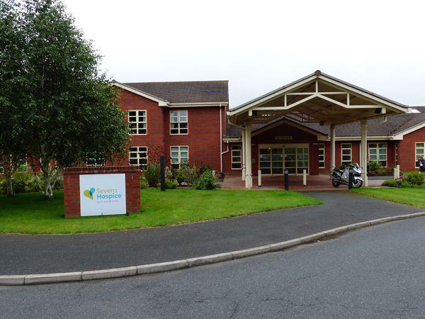 Severn Hospice, Telford.
