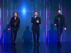 Take That's last UK tour date to be broadcast live in cinemas