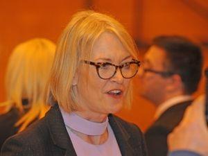 Former Stourbridge MP Margot James, chair of WMG