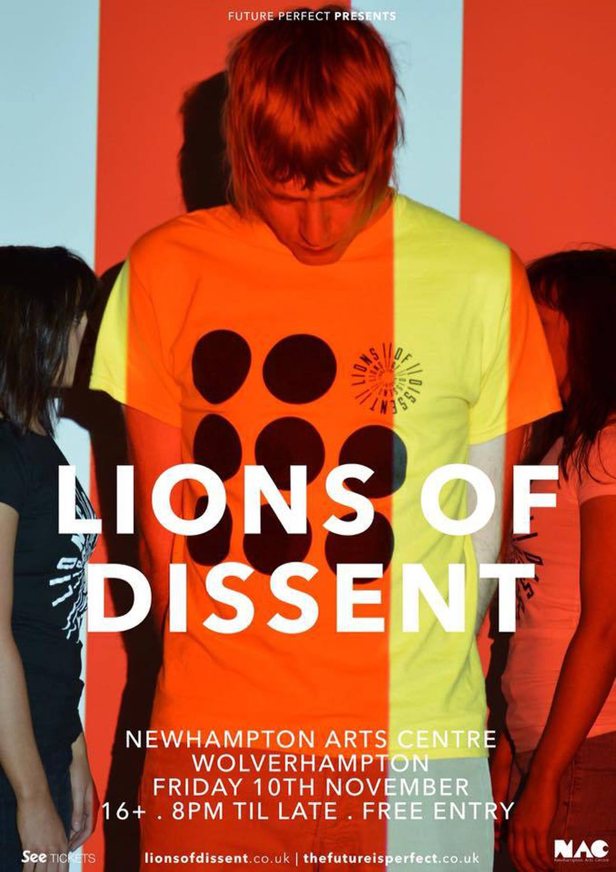 Unsigned band Lions of Dissent talk ahead of Wolverhampton gig