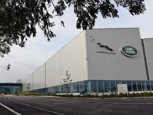 The JLR Engine Manufacturing Centre at the i54