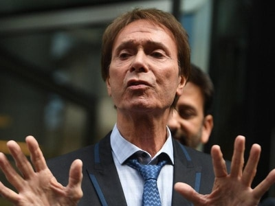 BBC would be 'crazy' to appeal Sir Cliff Richard ruling, Lord Patten warns