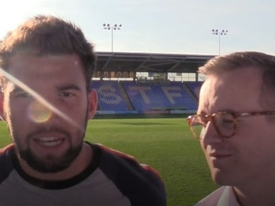 Shrewsbury 0 Burton Albion 0: Richard Fletcher and Lewis Cox analyse Shrewsbury's draw - WATCH