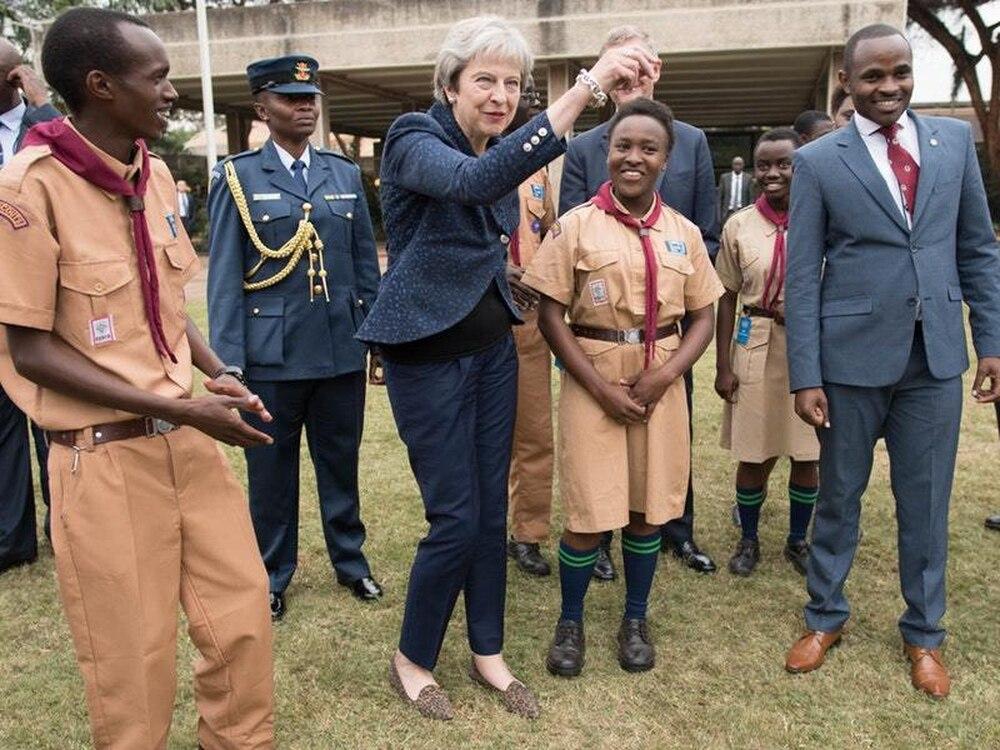 United Kingdom  to build cybercrime centre in Kenya