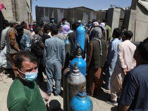 Virus Outbreak Afghanistan