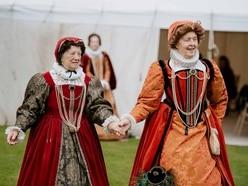New literary and history festival near Bridgnorth attracts celebrities
