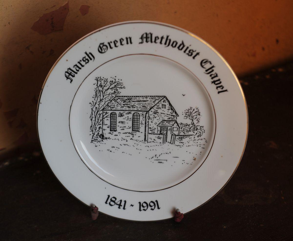 1991 Commemorative plate