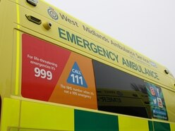 Young child and elderly woman taken to hospital after A49 crash in Ludlow