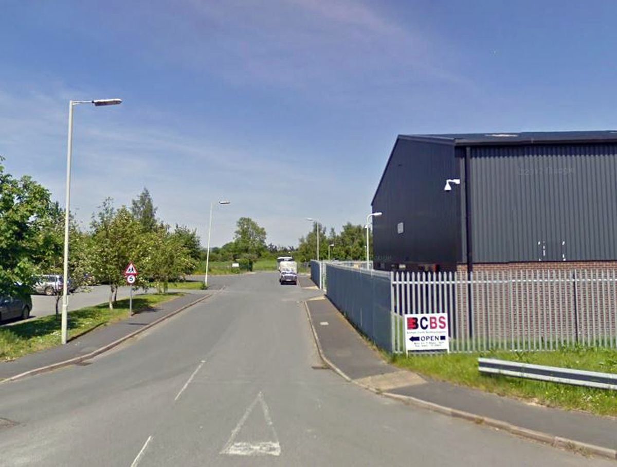 Bishop's Castle Business Park. Photo: Google StreetView