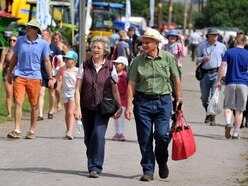 Phil Gillam: Memories of Shropshire County Show for this rover