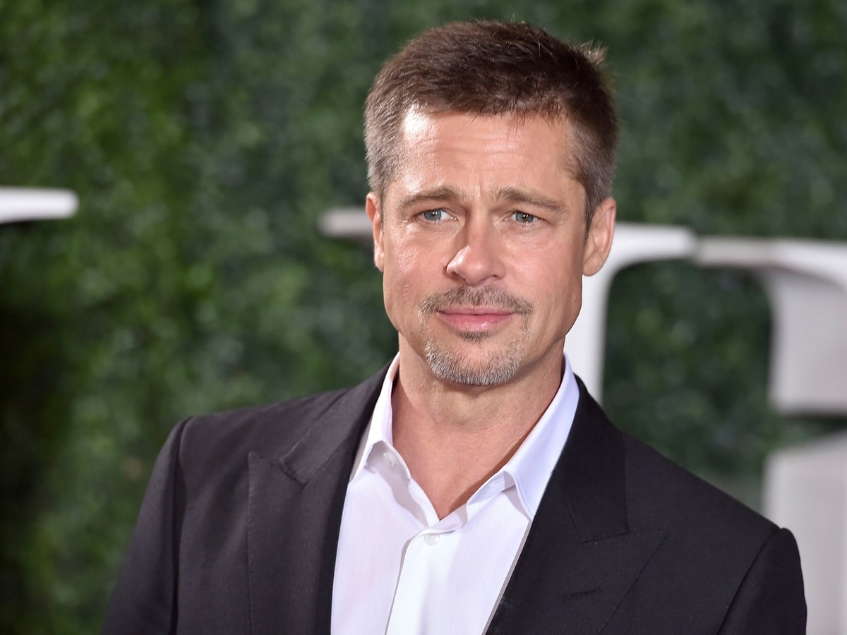 Brad Pitt? – oh no it isn't