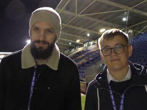 Luke Hatfield and Lewis Cox.