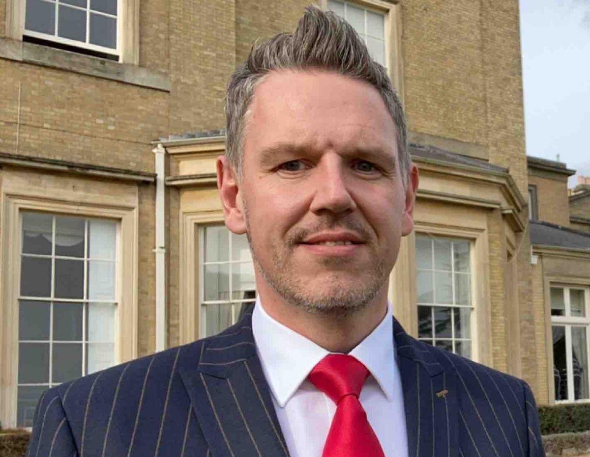 Conservative candidate John Campion