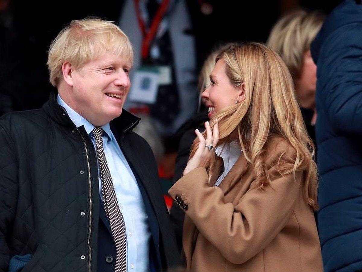 Boris Johnson And Carrie Symonds Name Son In Tribute To Doctors Who Saved Pm Shropshire Star
