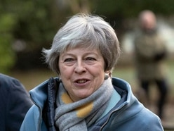 May stands firm on her Brexit red lines