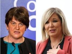 Arlene Foster: Michelle O'Neill funeral apology 'falls short'