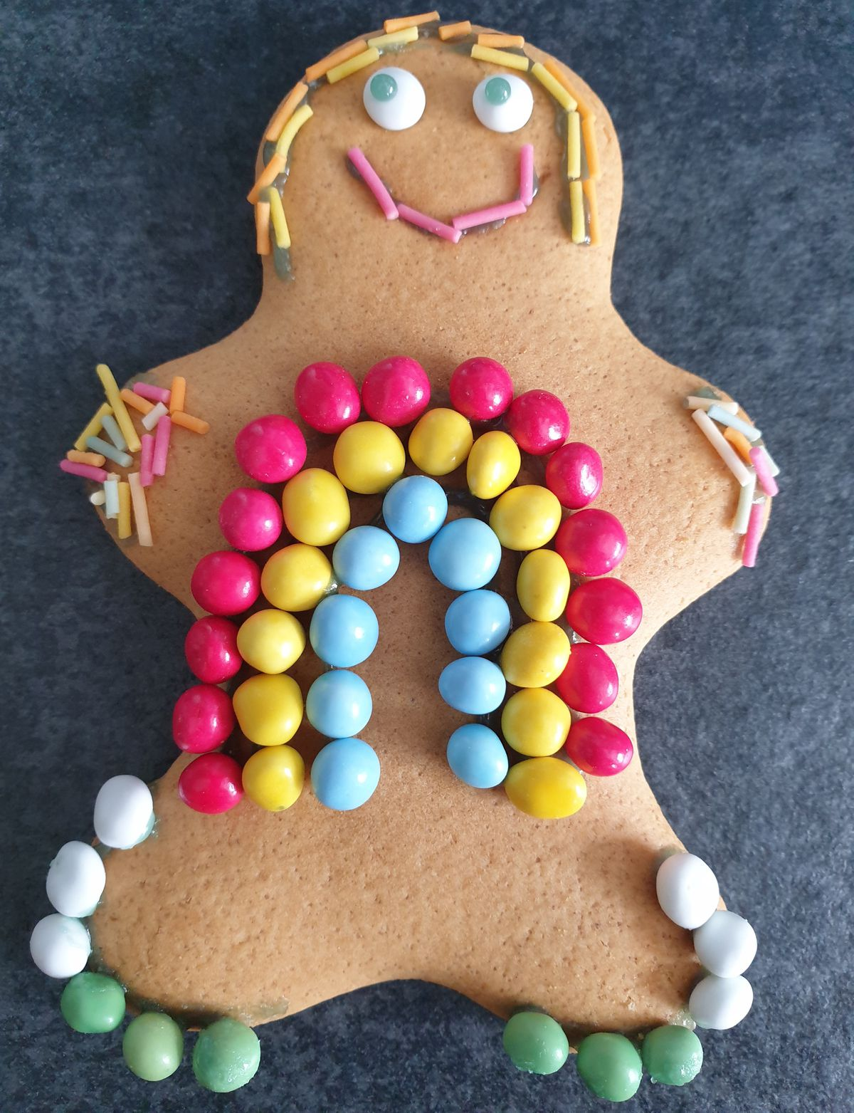 Gilly Gingerbread