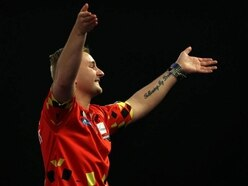 Nine of the best for Dimitri Van den Bergh in Wolverhampton