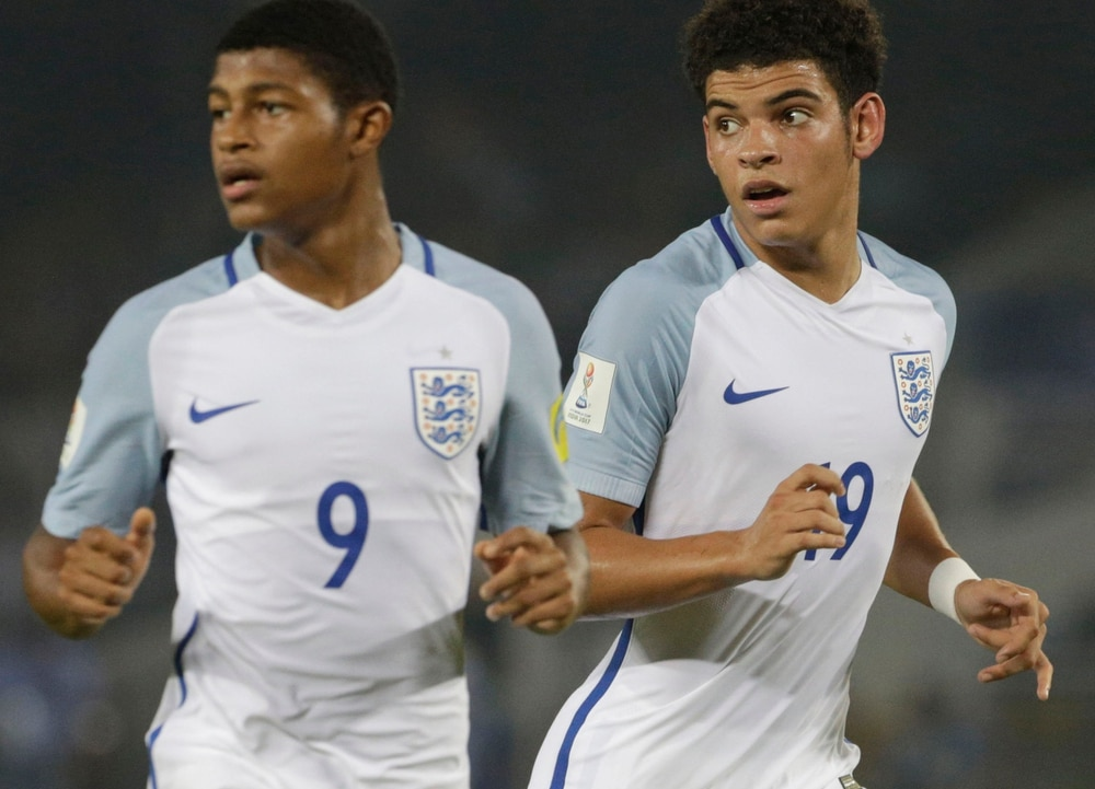 England Under-17 World Cup star accuses UEFA of underplaying racism