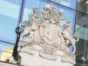 Family attacked by men seen throwing cans at car near Shrewsbury, court told