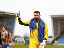 Steve Arnold: Best year if Shrewsbury survive