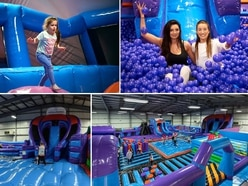 Bouncy castle park to bring 10 new jobs to Telford