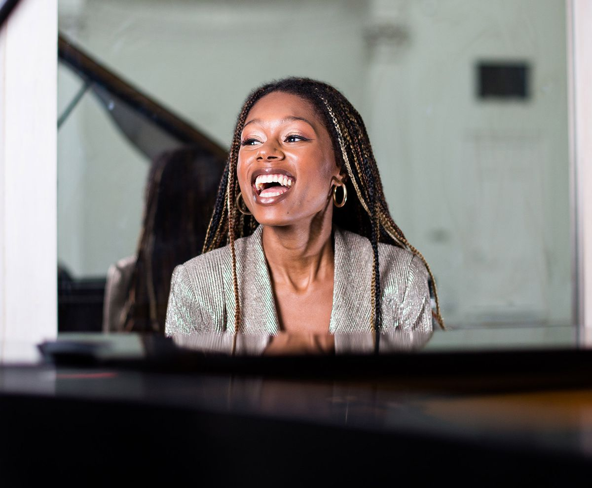 Isata Kanneh-Mason. Photo: Robin Clewley