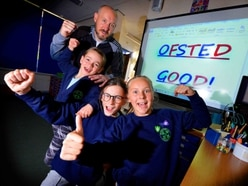 Nescliffe primary school celebrates turnaround with 'good' Ofsted report