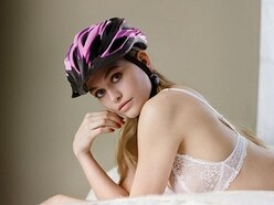 German government criticised for 'stupid and sexist' bike helmet campaign