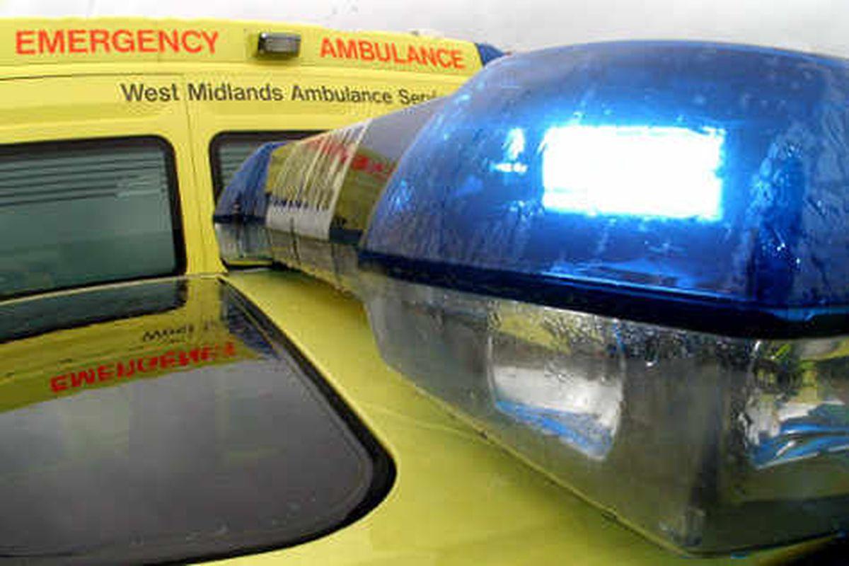 Police name M54 crash victim