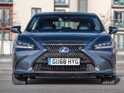 Sharp performance from Lexus looker