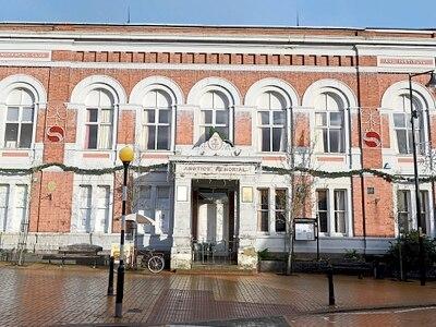 £1.2 million renovation progressing at Telford's Anstice Memorial Hall