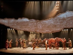 Shropshire's key role in worldwide War Horse production - with video