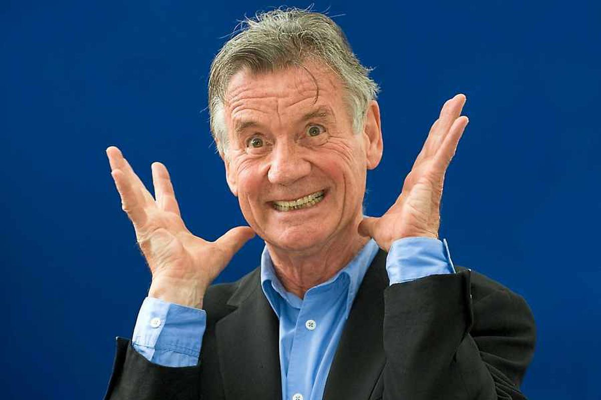 Monty Python star Michael Palin has confirmed his former schoolmaster was the inspiration behind one of the comedy group's famous sketch