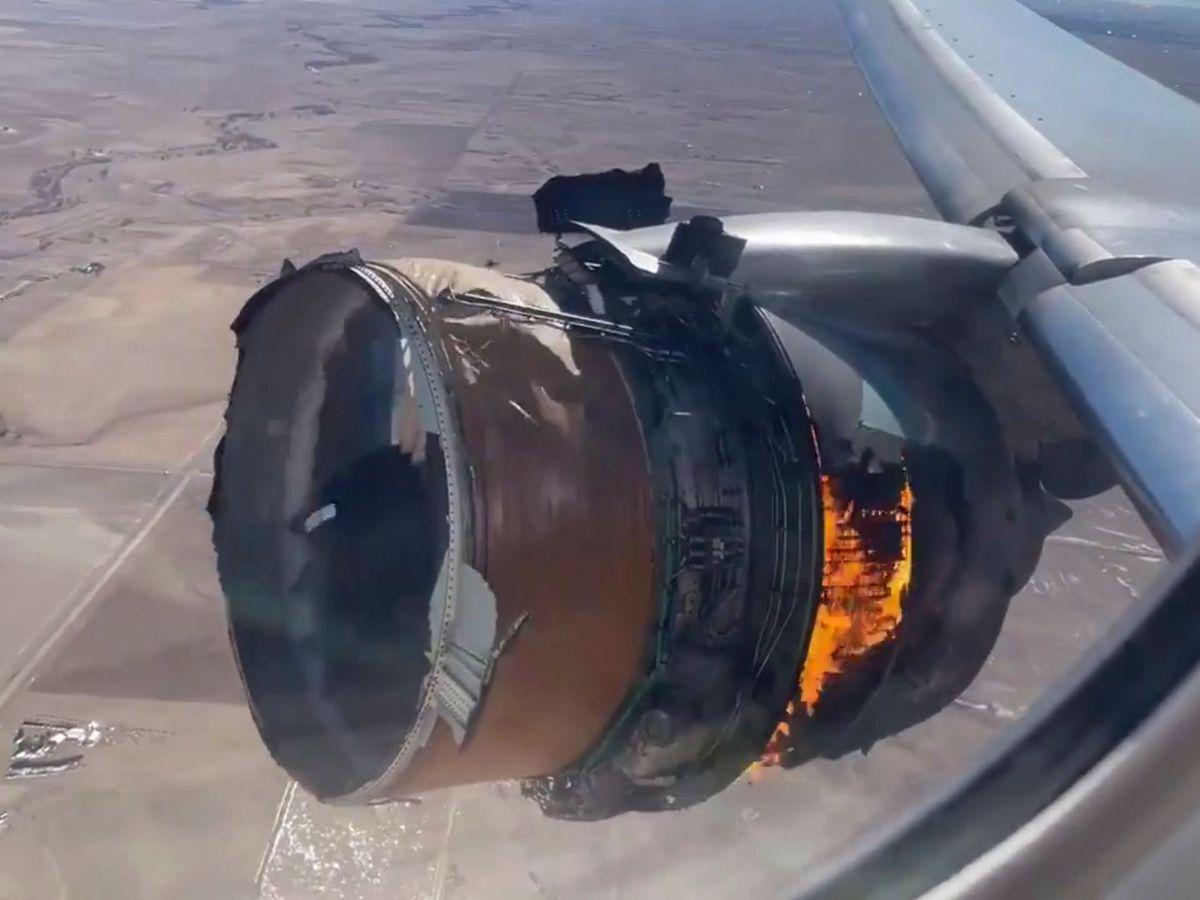 Emergency Landing-Engine Failure